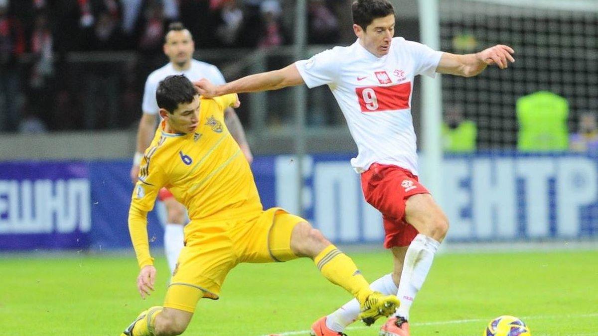 Польша – Украина: соперник команды Шевченко меняет планы - Футбол 24