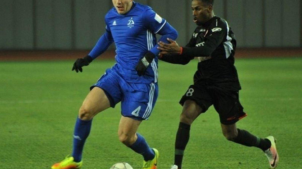 Грузинский защитник Лочошвили надеется разорвать контракт с Динамо