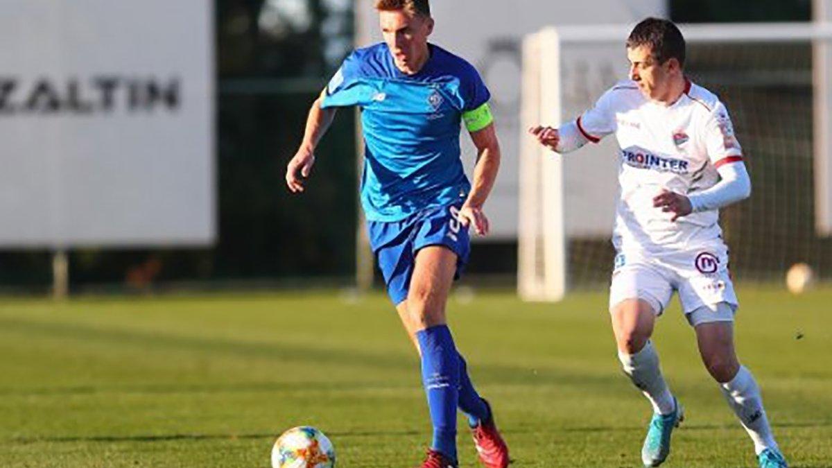 Динамо було нашим найсильнішим суперником на зборах, – тренер спаринг-партнера киян Круніч