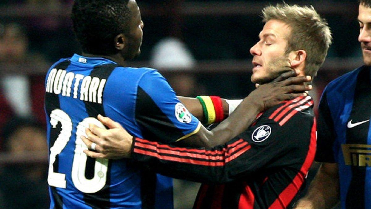 Интер судится с командой Бекхэма из-за названия клуба – Фемида стала на сторону миланцев