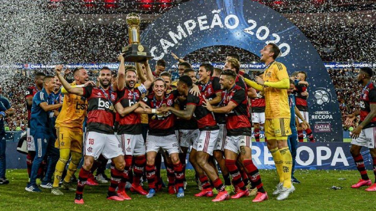 Фламенго завоевал Суперкубок Южной Америки – для бразильской команды это четвертый трофей за три месяца