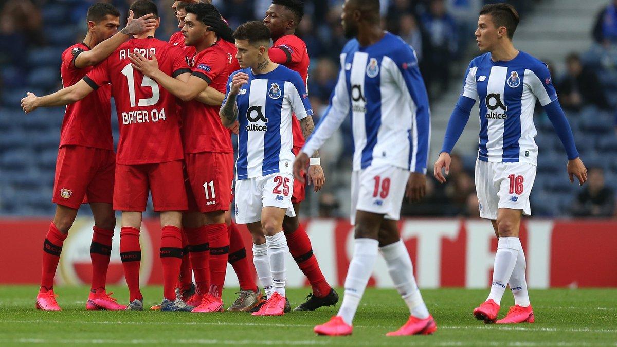 Ліга Європи: Талант Байєра знищив Порту, Вольфсбург покарав кривдника Динамо, Еспаньйол вилетів від Вулверхемптона