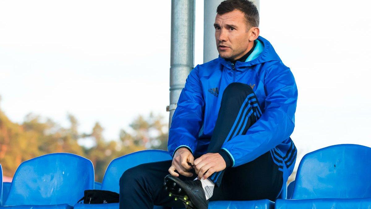 Джулай озвучил, над чем сборной Украины еще стоит работать