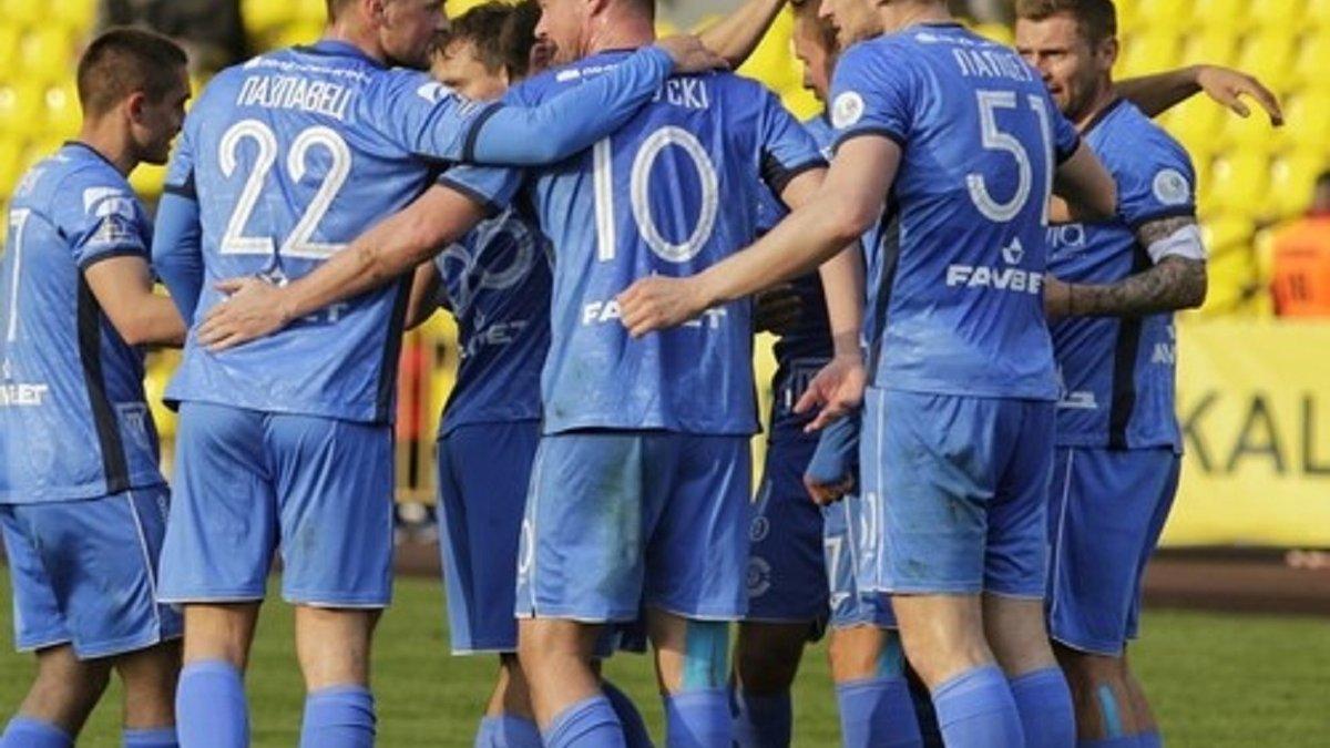 Корисні дії Мілевського та Нойка у відеоогляді матчу Белшина – Динамо Брест – 0:3
