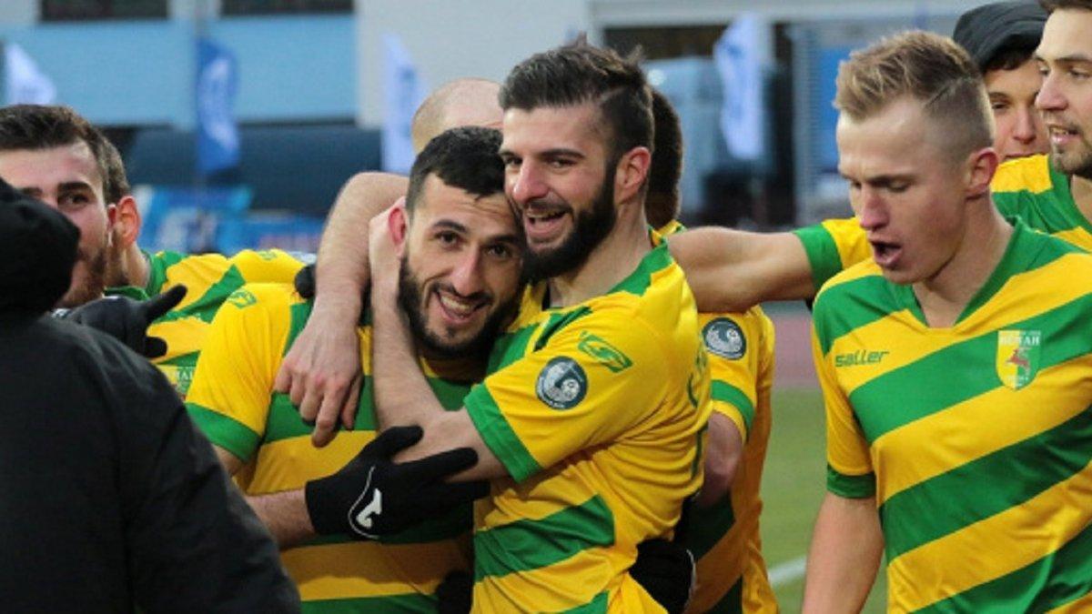 Экс-вингер Карпат забил фантастический гол в Беларуси – его дубль не спас команду от избиения