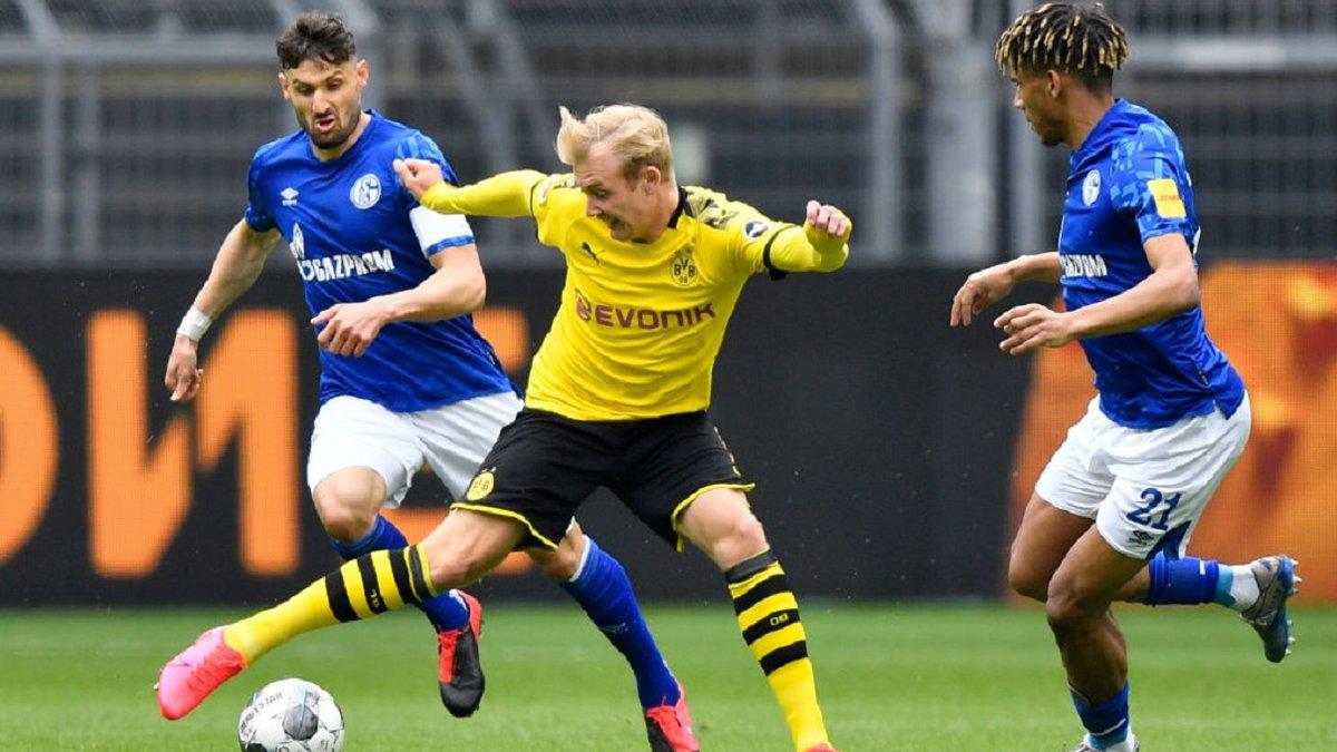 Топ-виступ Холанда і компанії у відеоогляді матчу Борусія Д – Шальке – 4:0