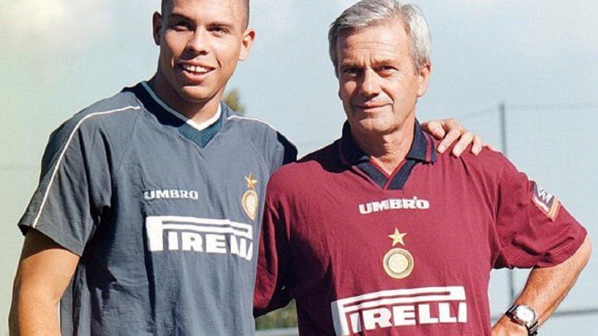 Помер легендарний італійський тренер Сімоні – він виховав Роналдо