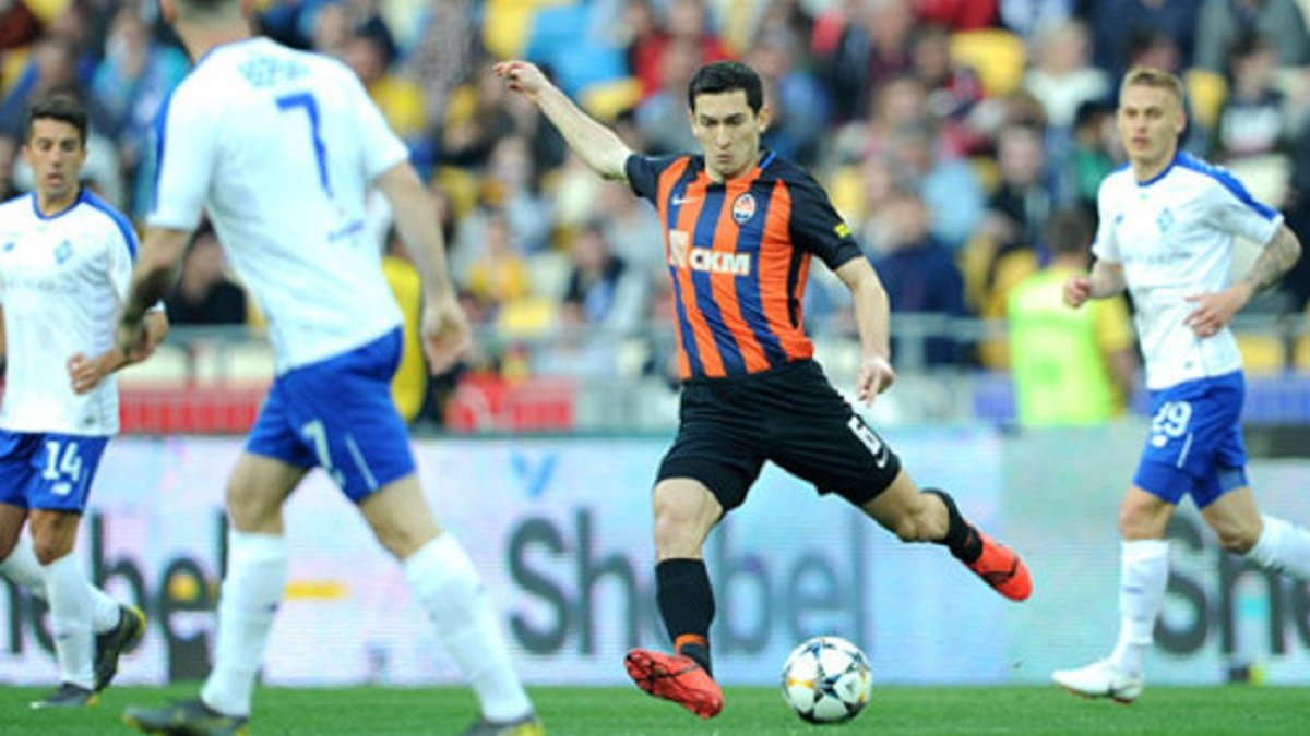 Степаненко пояснив, чому не став гравцем Динамо