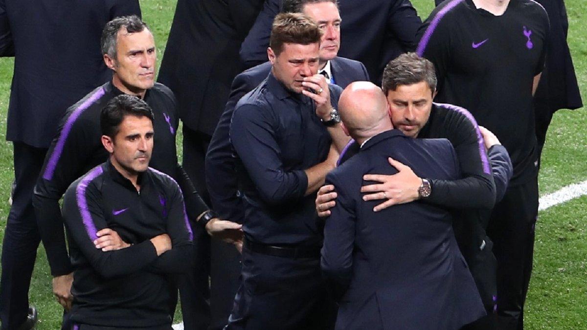 """""""Було важко перестати плакати"""": Почеттіно – про поразку від Ліверпуля у фіналі Ліги чемпіонів"""