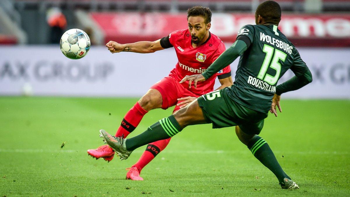 Неожиданный позор Байера в видеообзоре матча против Вольфсбурга