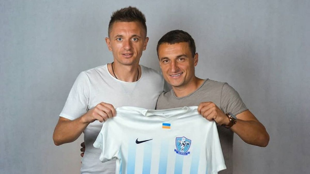 Минай підсилився трьома новачками напередодні матчу з Динамо ...