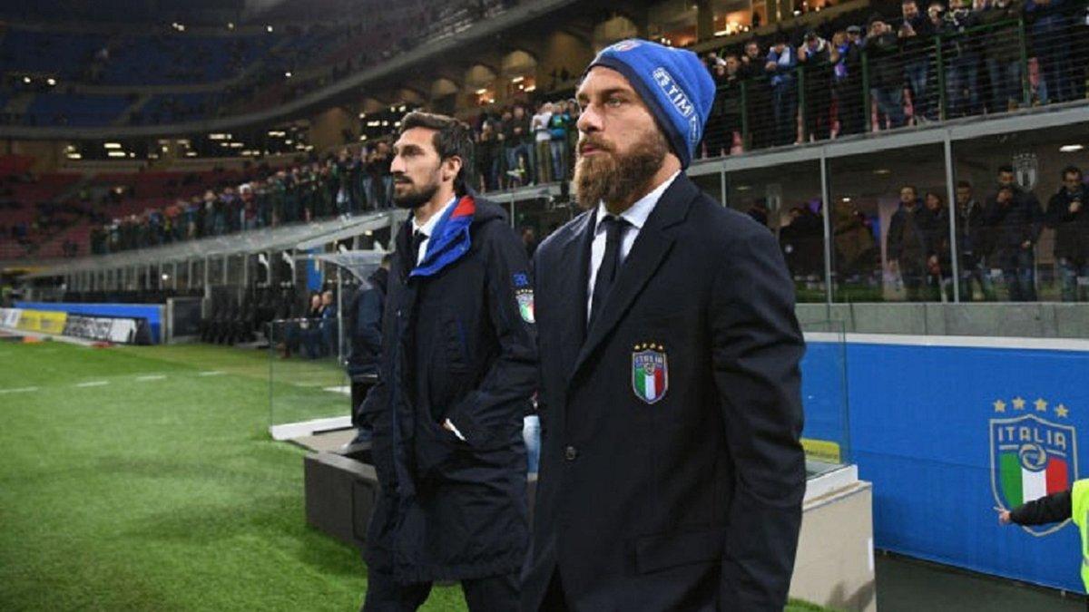 Де Россі може розпочати тренерську кар'єру у Фіорентині – легенді Роми всього 36