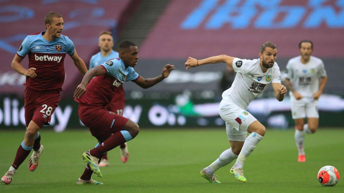 Вест Хэм – Бернли – 0:1 – видео гола и обзор проигрышного матча Ярмоленко и Ко