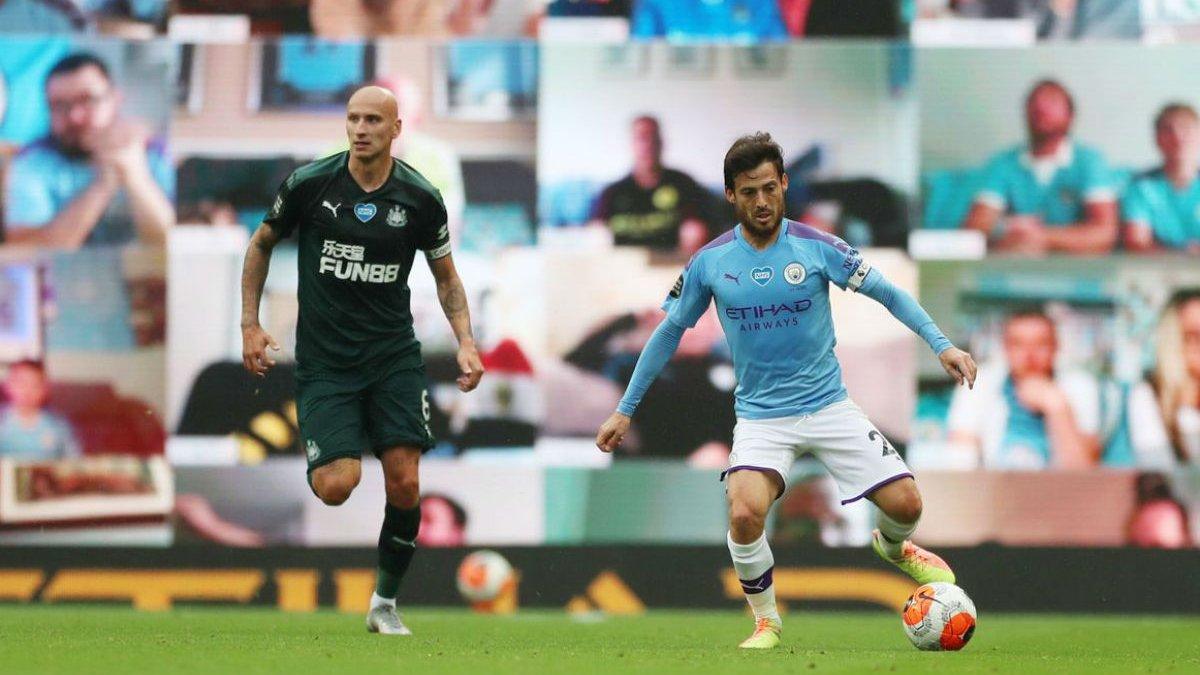 Манчестер Сити – Ньюкасл – 5:0 – видео голов и обзор матча