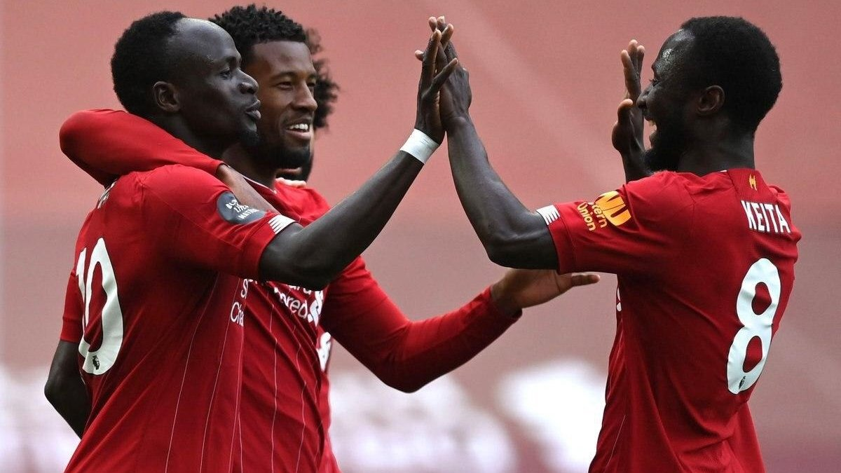Первая победа Ливерпуля после чемпионства в видеообзоре матча против Астон Виллы