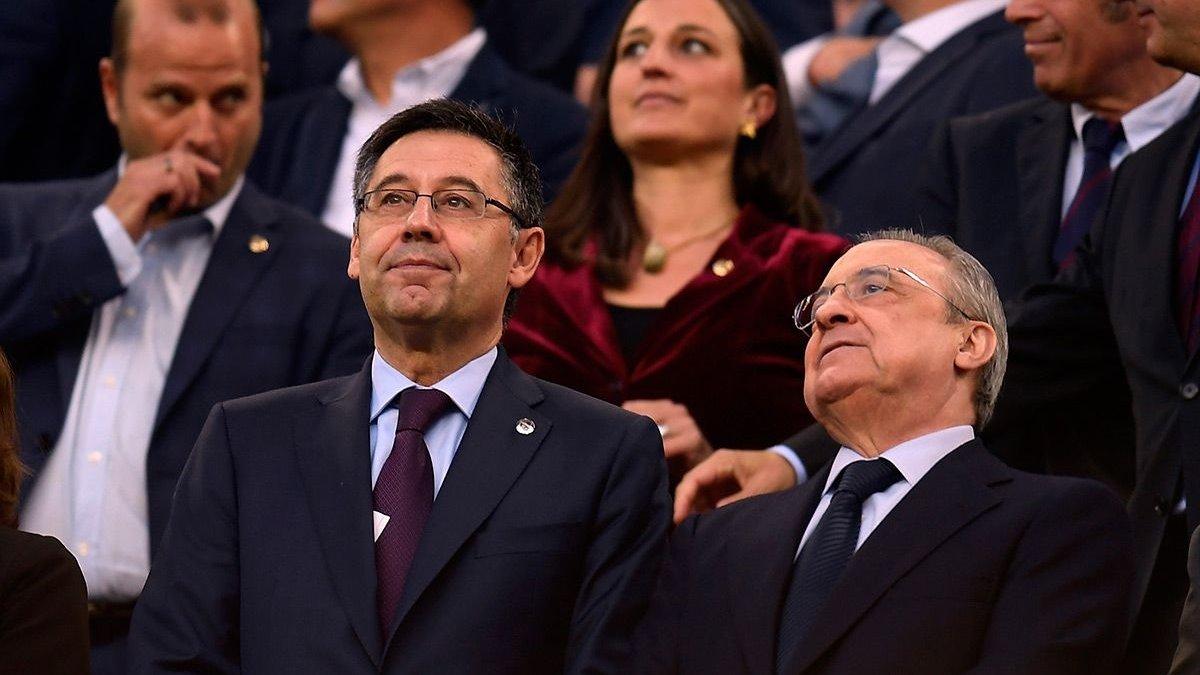 Президента Барселони можуть оштрафувати через Реал