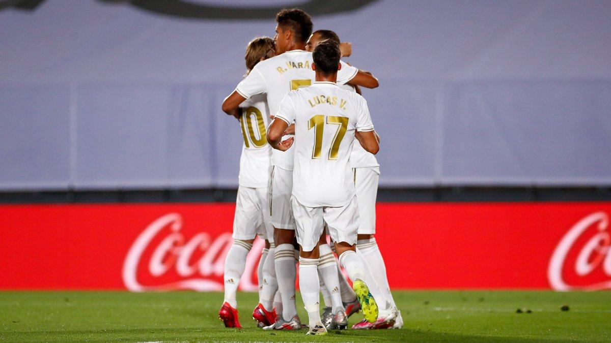 Реал – Алавес – 2:0 – відео голів та огляд матчу
