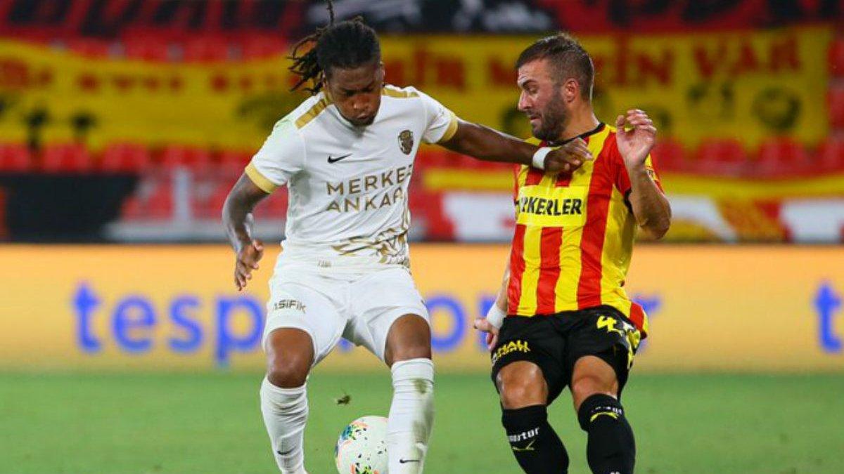Жерсон Родрігес забив черговий гол у Туреччині – команда динамівця за крок від вильоту