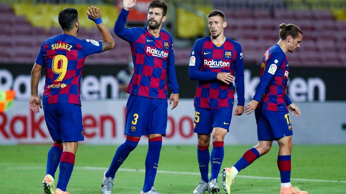 """Барселона – Еспаньйол – 1:0 – відео гола та огляд фатального для """"папуг"""" дербі"""