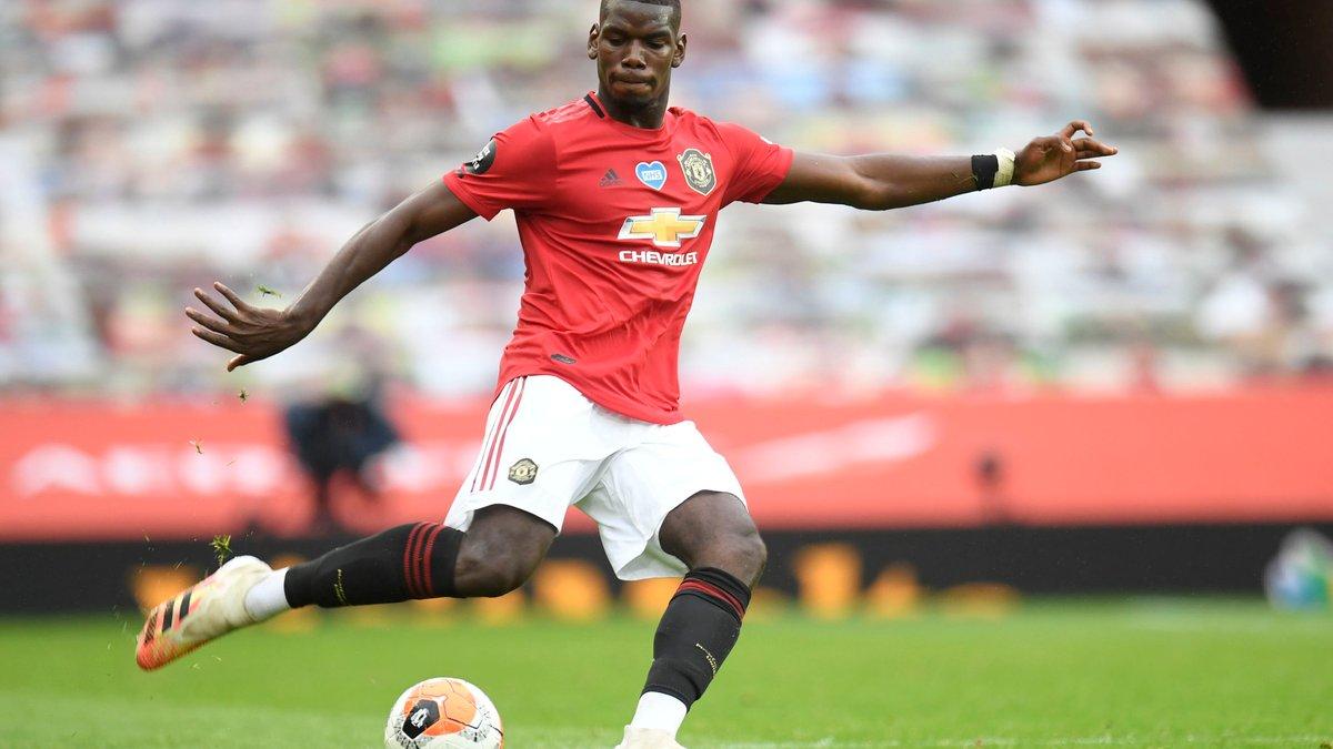 Манчестер Юнайтед начал переговоры с Погба относительно нового контракта