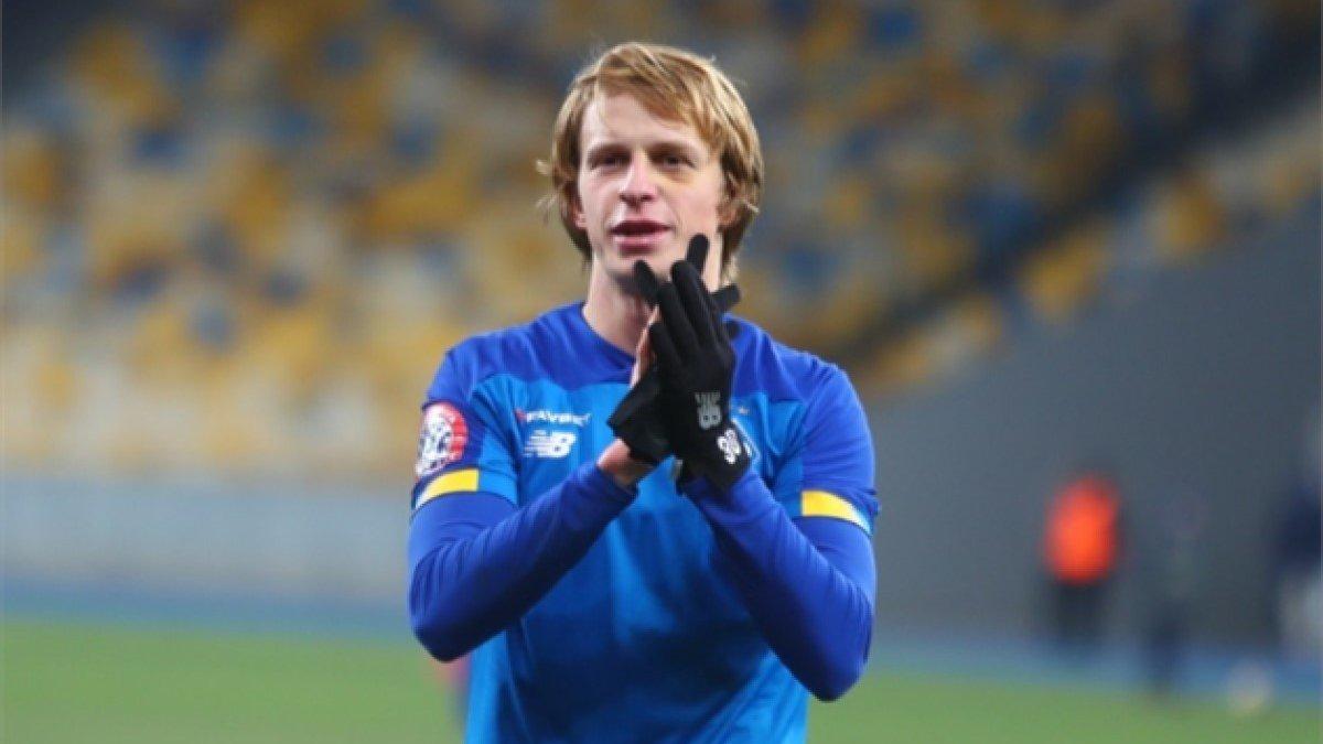 Динамо – Ворскла: Вербич признался, как настроил Шабанова на пробитие решающего пенальти в финале Кубка Украины