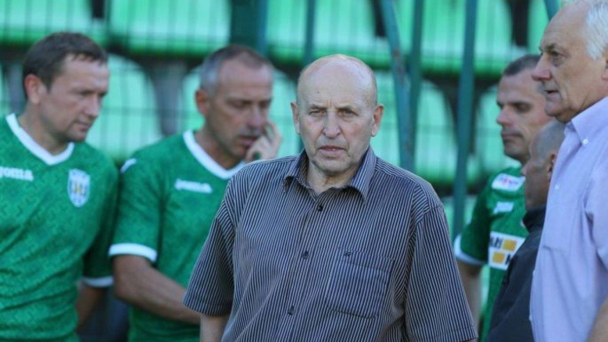 Легенда Карпат скептично оцінив шанси львів'ян на отримання атестату Першої ліги