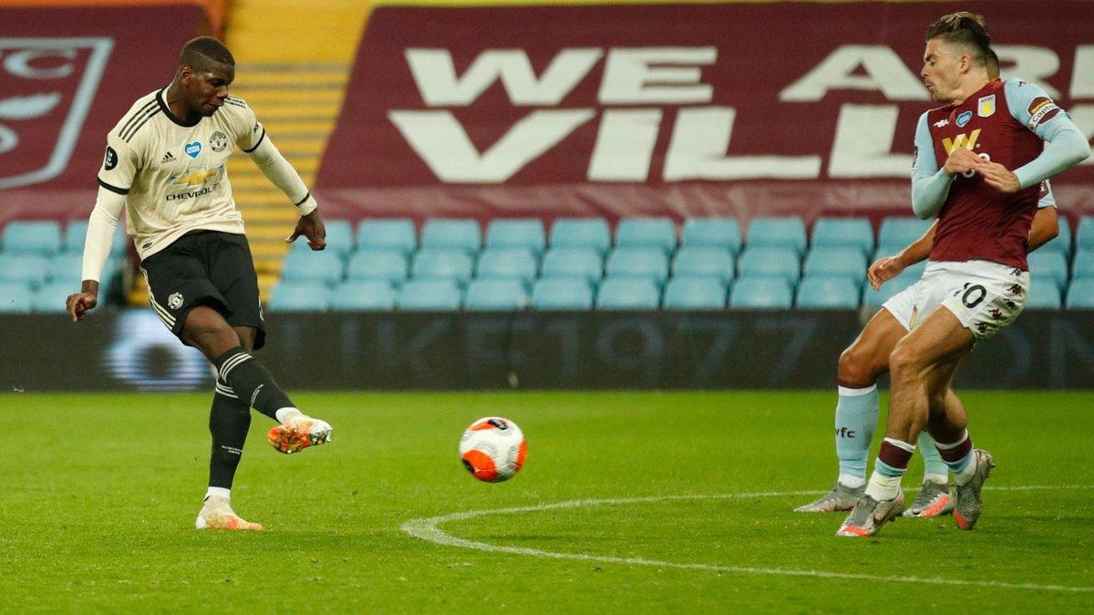 Манчестер Юнайтед разгромил Астон Виллу, Тоттенхэм не смог победить Борнмут: 34-й тур АПЛ