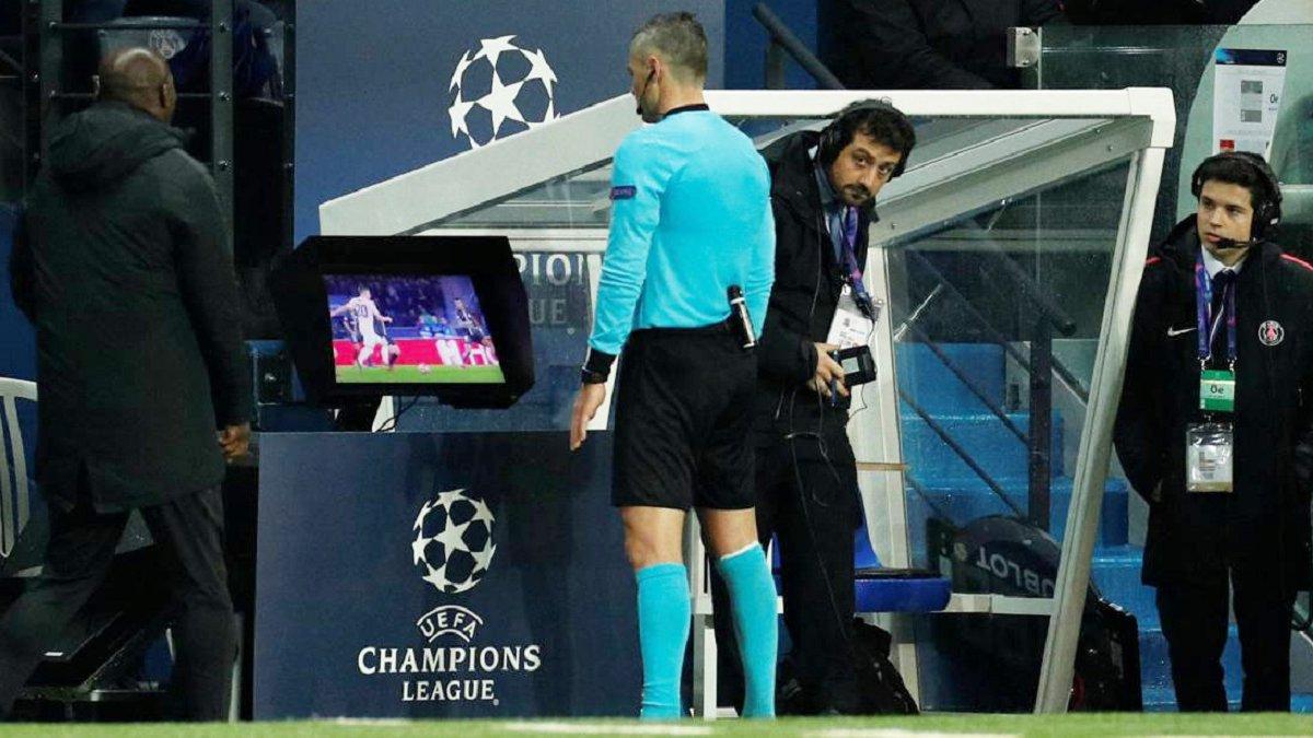 УЕФА принял решение относительно внедрения VAR на групповом этапе Лиги Европы