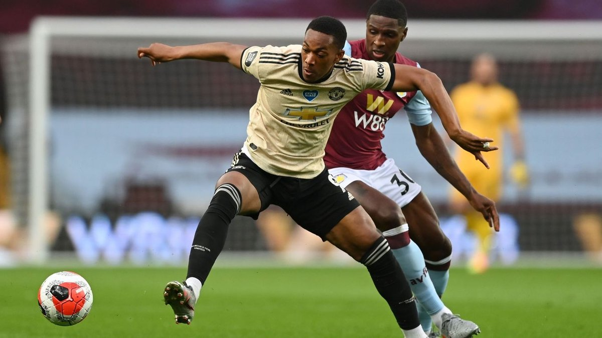 Астон Вилла – Манчестер Юнайтед – 0:3 – видео голов и обзор матча
