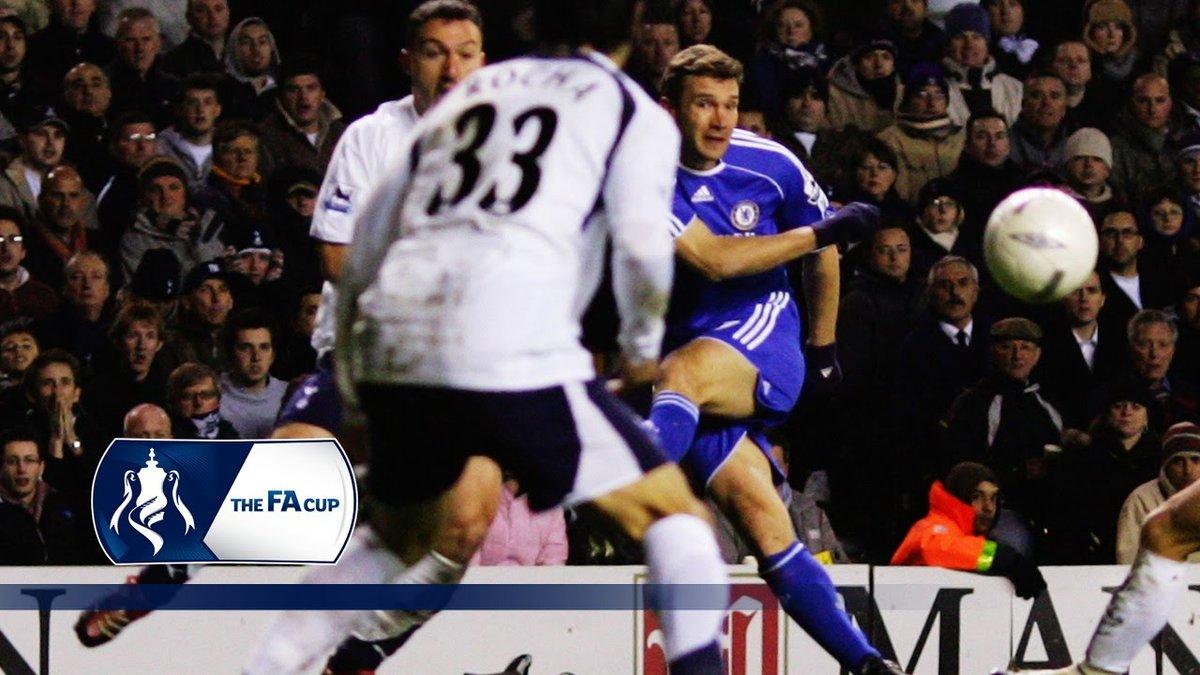 Блестящий гол дня от Шевченко в Кубке Англии – он должен был стать поворотным моментом в карьере