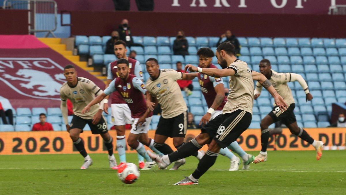 Манчестер Юнайтед подарили позорный пенальти – возмутился даже Шмейхель