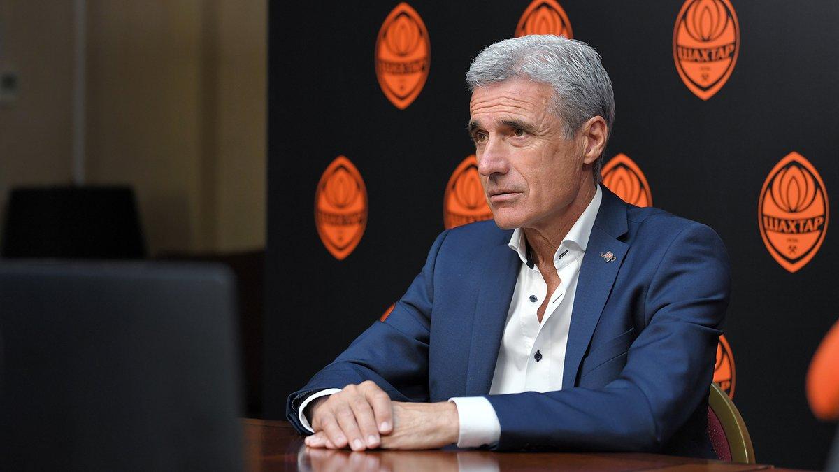 Каштру осторожно прокомментировал результаты жеребьевки Лиги Европы