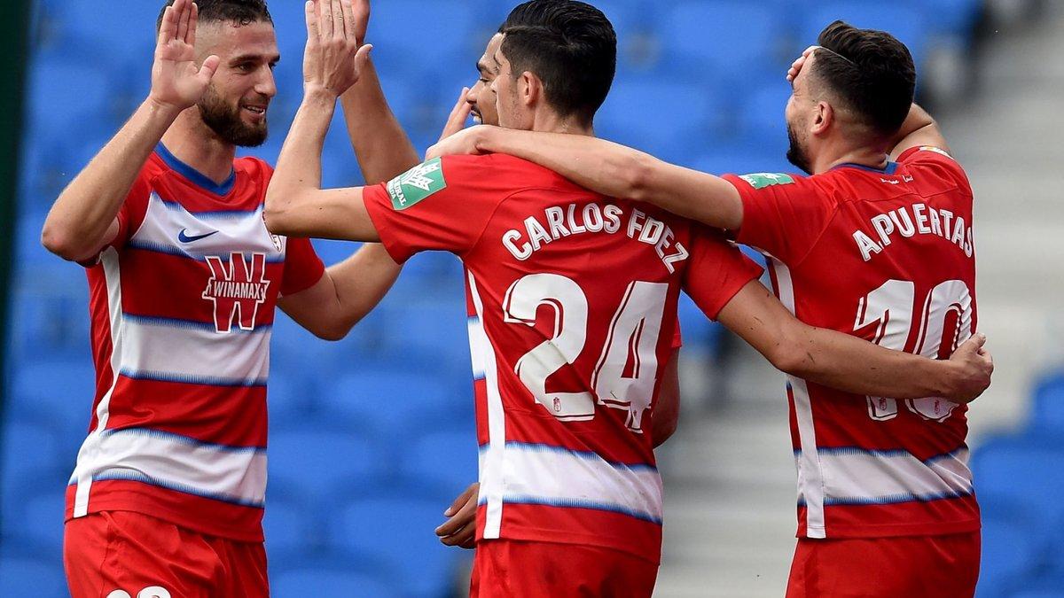 Гранада вырвала победу над Реал Сосьедадом в матче с пятью голами – андалусийцы закрутили интригу в борьбе за ЛЕ