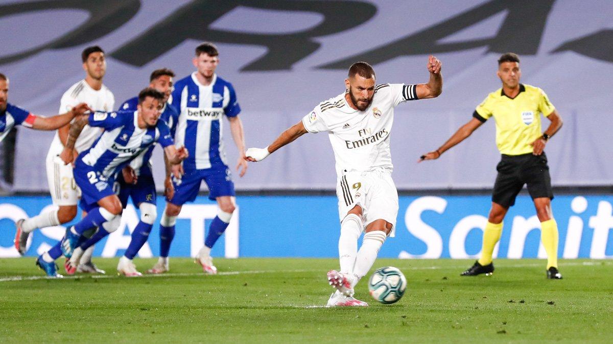 Реал встановив курйозне досягнення в матчі Ла Ліги – такого не було майже 15 років