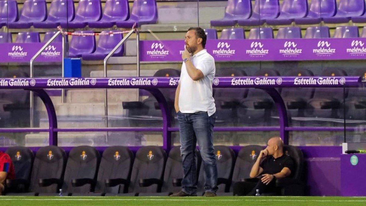 Наставник Вальядолида сделал дерзкое заявление перед матчем с Барселоной
