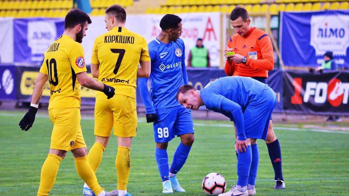 СК Днепр-1 – Львов: анонс матча УПЛ