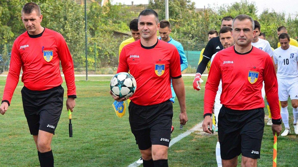 """""""Арбитры покупают и стирают форму за свои деньги"""": Андриюк – о проблеме взяточничества в украинском футболе"""