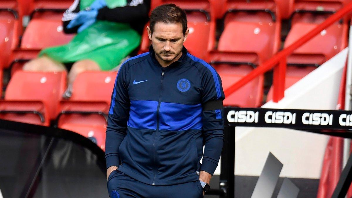 Лемпард вірить у потрапляння до топ-4 – його Челсі розгромно програв Шеффілд Юнайтед