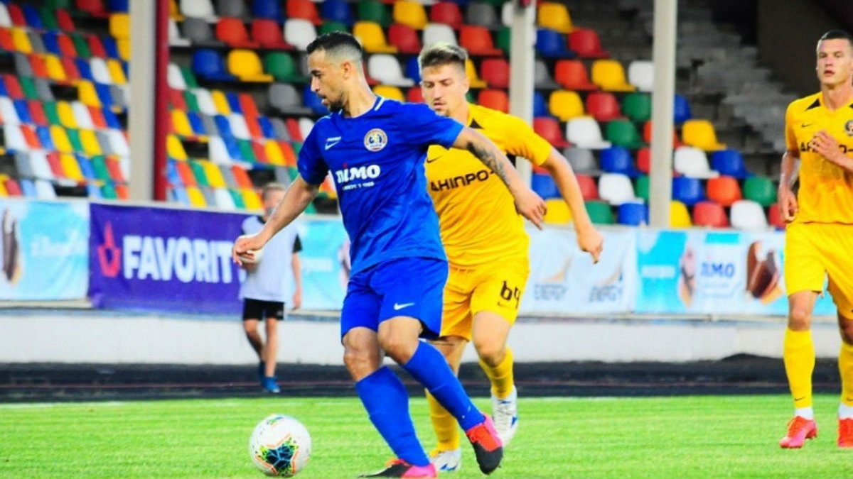 СК Дніпро-1 гарантував собі місце у плей-офф за путівку в Лігу Європи