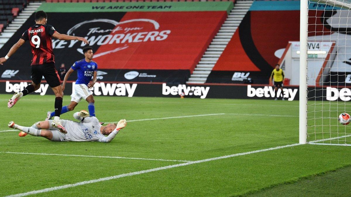 Борнмут сенсаційно розгромив Лестер, Тоттенхем здобув вольову перемогу над Арсеналом: 35-й тур АПЛ, неділя
