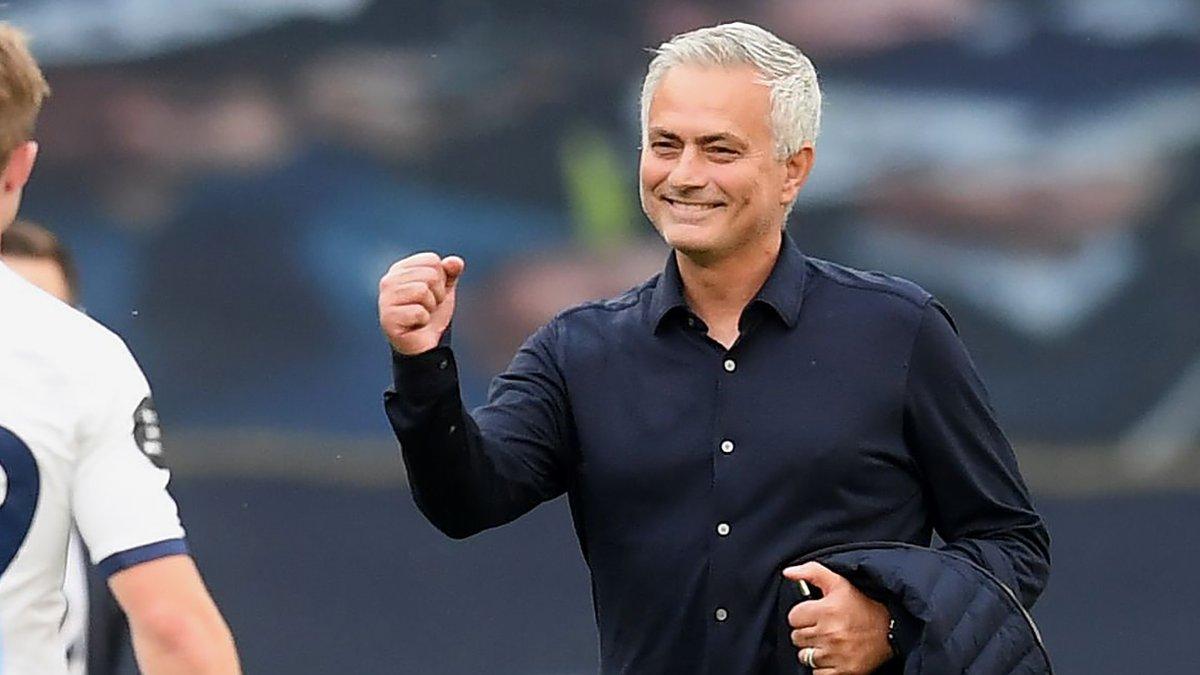 Моурінью підкреслив важливість перемоги над Арсеналом у боротьбі за зону Ліги Європи