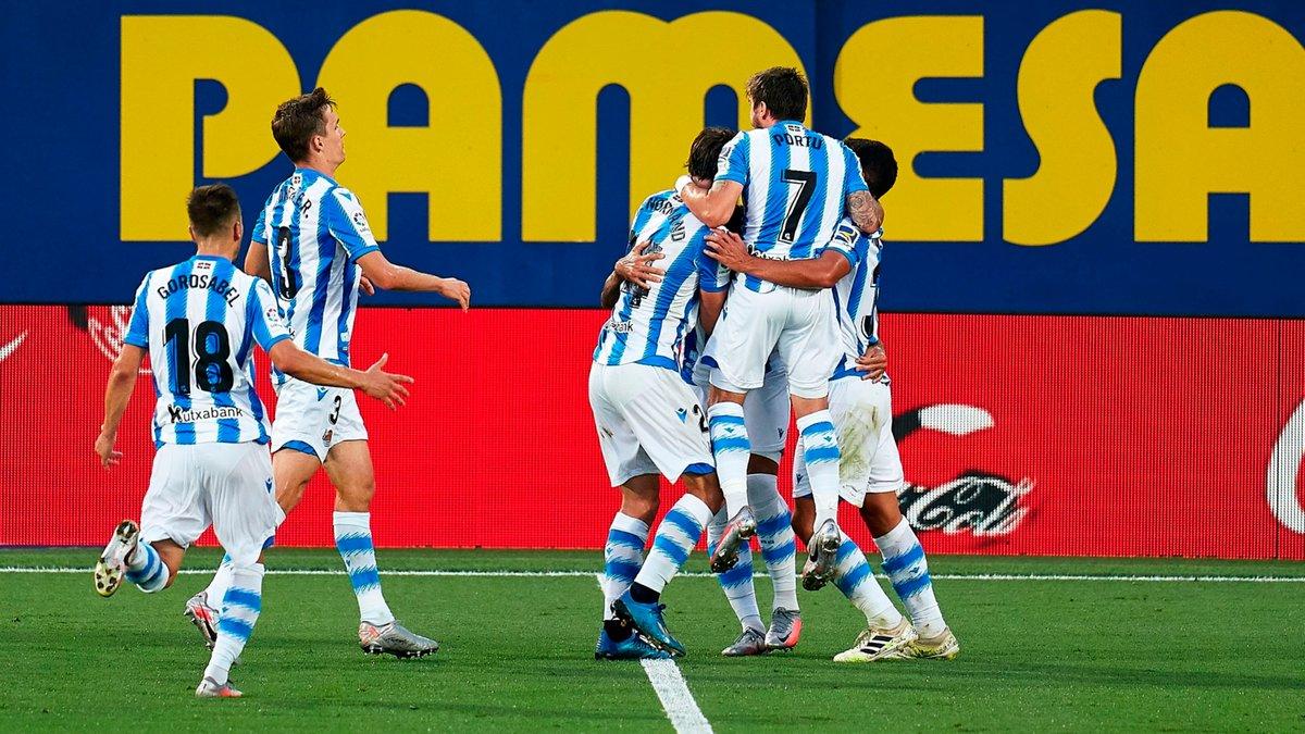 Алавес удержал ничью с Хетафе, Реал Сосьедад победил Вильярреал и досрочно отправил Севилью в Лигу чемпионов