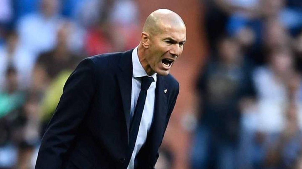 Зидан не сдержал эмоций после победы над Гранадой – тренер Реала редко позволяет себе подобное