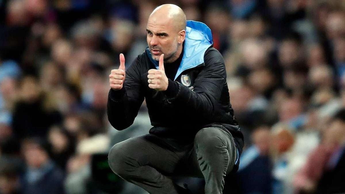 """""""Все, что люди говорили о Манчестер Сити, было неправдой"""": Гвардиола в восторге от возможности сыграть в Лиге чемпионов"""