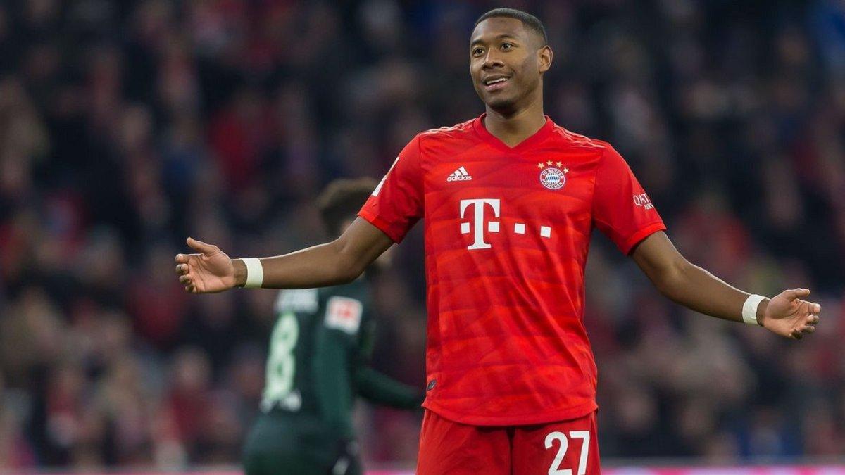 Баварія ризикує втратити Алабу цього літа – захисник вже обрав новий чемпіонат