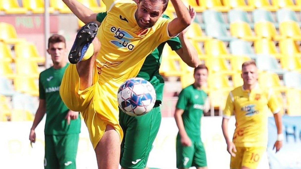 Перша ліга: Інгулець переміг Прикарпаття завдяки вигаданому пенальті, Минай обіграв Агробізнес та повернувся у топ-3