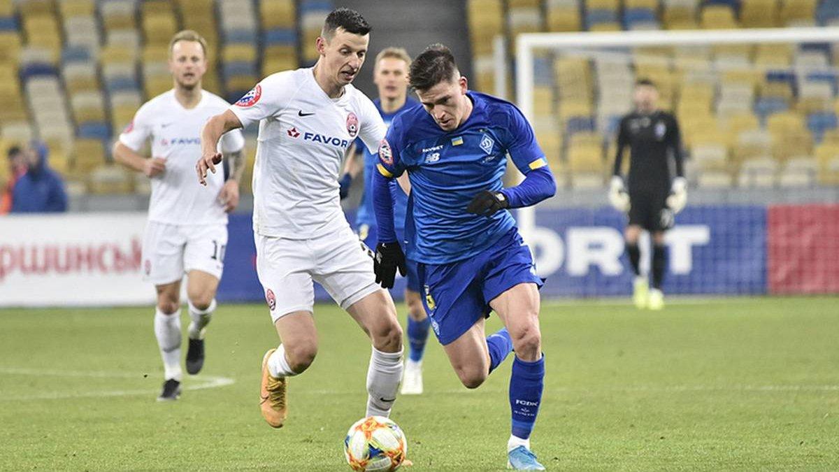 Динамо – Заря: Бакалов оценил шансы команд на победу в очной встрече