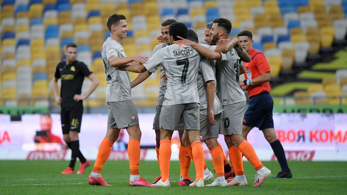 Головні новини футболу 15 липня: Шахтар здобув чергову перемогу, відомі дати ЧС-2022, нова форма збірної України