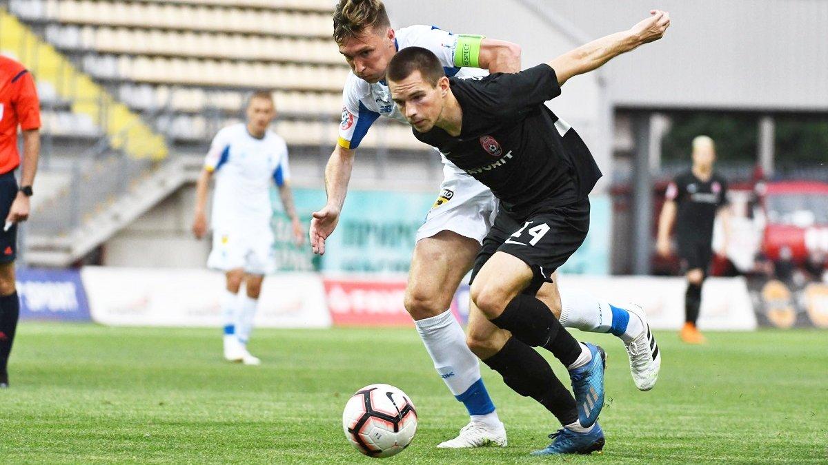 Шуховцев выделил главное преимущество Зари над Динамо