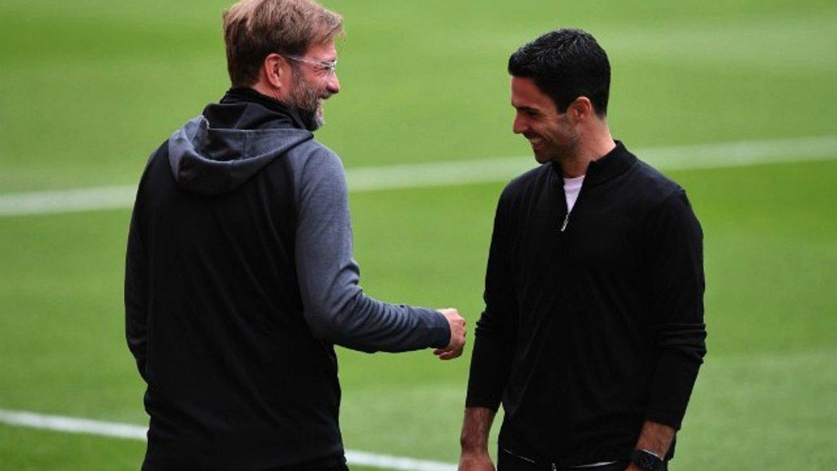 Арсенал – Ливерпуль: Артета вспомнил Венгера после сенсационной победы над мерcисайдцами